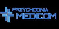 MEDICOM Przychodnia Komprachcice Logo